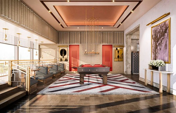 The-Ritz-Carlton-Residences-Bangkok-condo-for-sale-Game-Room