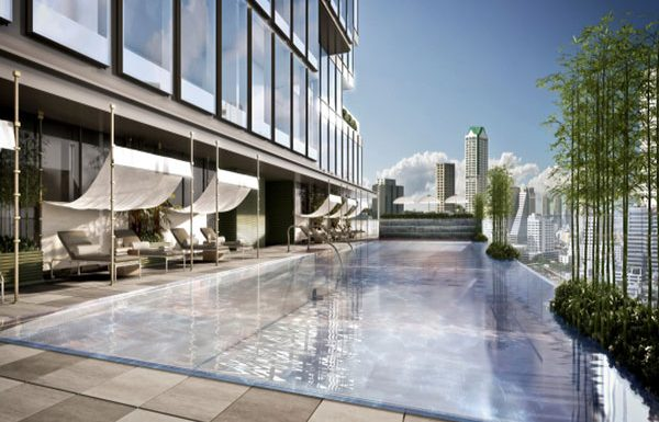 The-Ritz-Carlton-Residences-Bangkok-condo-for-sale-Swiiming-pool